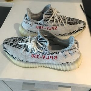 5fcbb042f Shoes - ADIDAS YEEZY BOOST 350 ZEBRA (GOOD CONDITION)